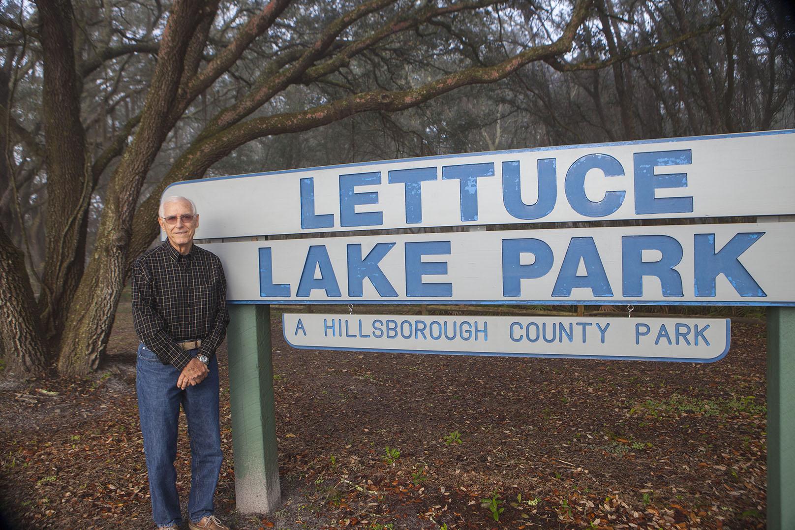 Joel Jackson -- Lettuce Lake